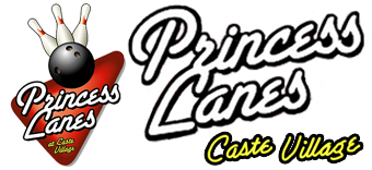 Princess Lanes Bowling Center in Caste Village