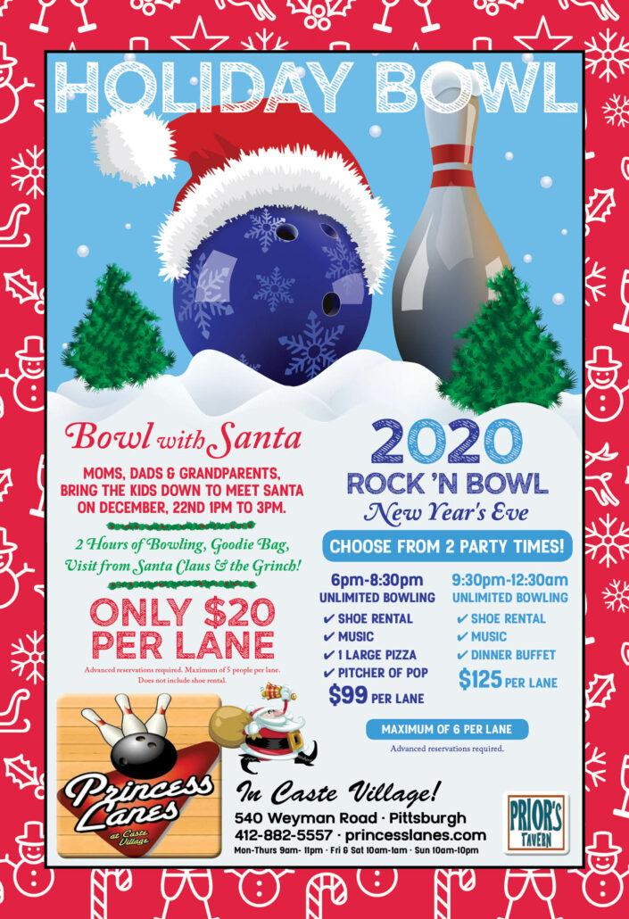 Holiday Bowl at Princess Lanes